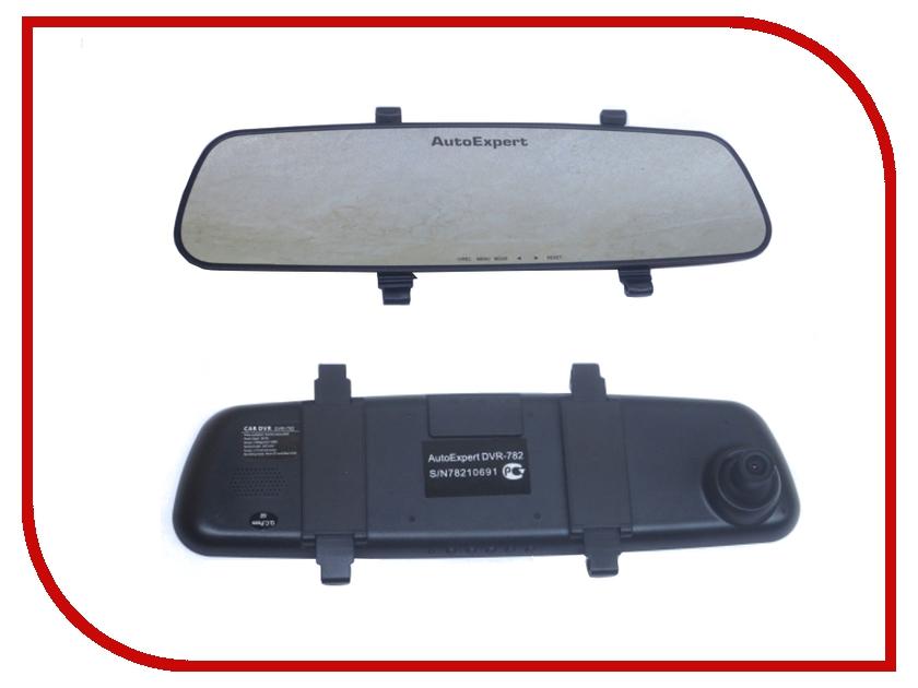 Видеорегистратор AutoExpert DVR-782 аксессуар autoexpert foam k пенная насадка