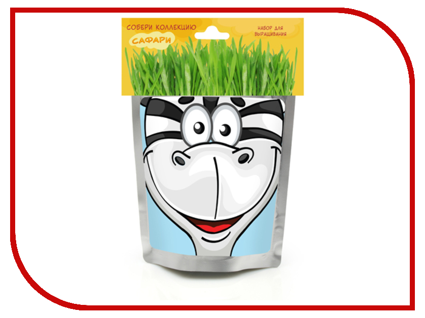 Растение Happy Plant Зебра hp-46