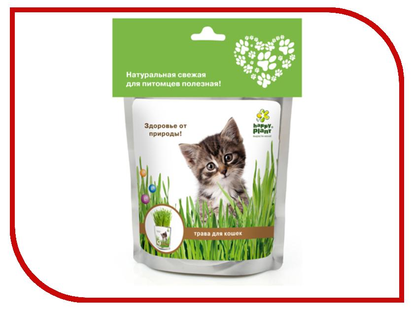Растение Happy Plant Трава для кошек hp-41