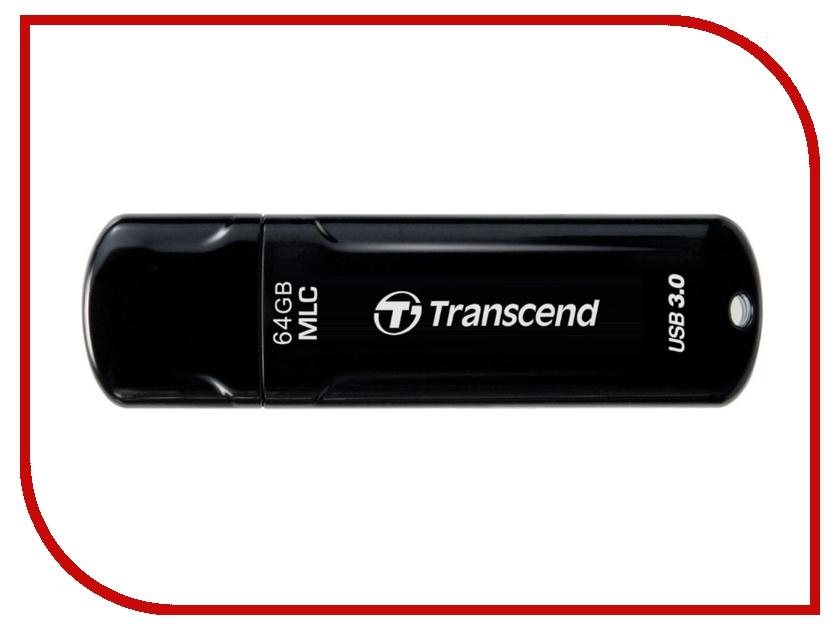 USB Flash Drive Transcend JetFlash 750 64Gb transcend jetflash 790 64gb