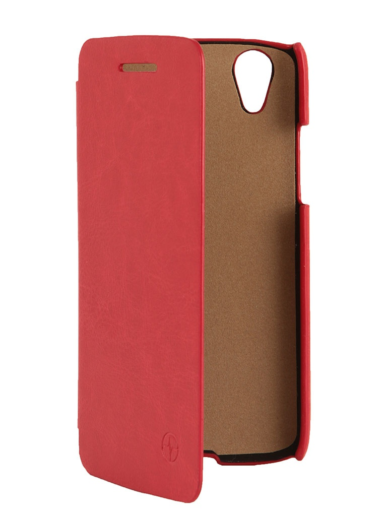 Аксессуар Чехол Lenovo S960 Pulsar Shellcase Red PSC0139