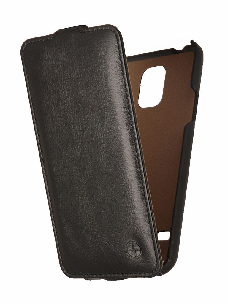 Аксессуар Чехол Samsung Galaxy S5 GT-i9600 Pulsar Shellcase Black PSC0190