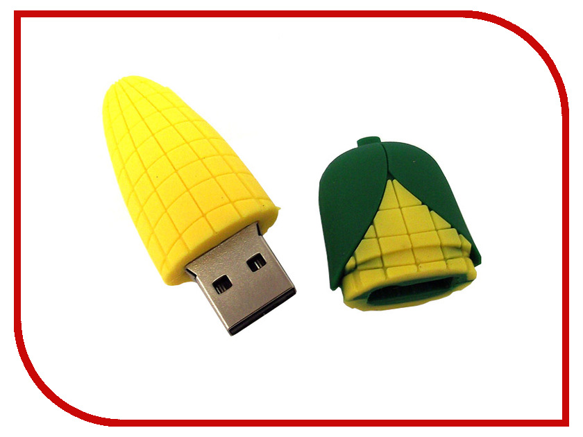 USB Flash Drive 8Gb - Эврика Кукуруза 93829<br>