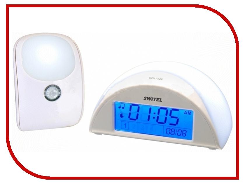 Светильник Switel BC110 автоматический детский ночник с функцией радионяни switel bc110