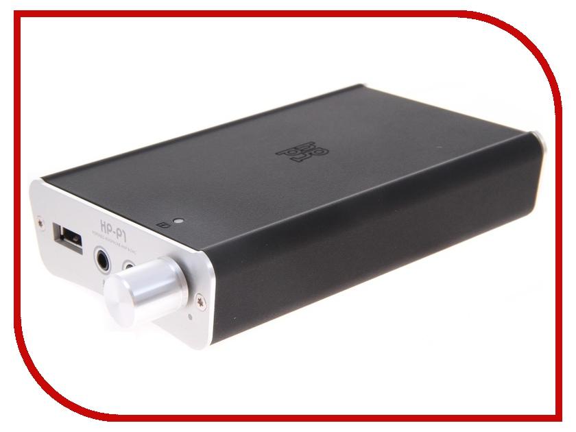Усилитель для наушников Fostex HP-P1<br>