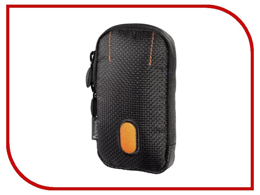Сумка Hama Sorento 70C Black-Orange 023105<br>
