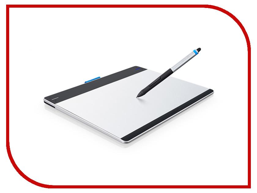 Графический планшет Wacom Intuos Pen &amp; Touch Medium RU/PL/EN/FR/NL CTH-680S-N / CTH-680S-S<br>
