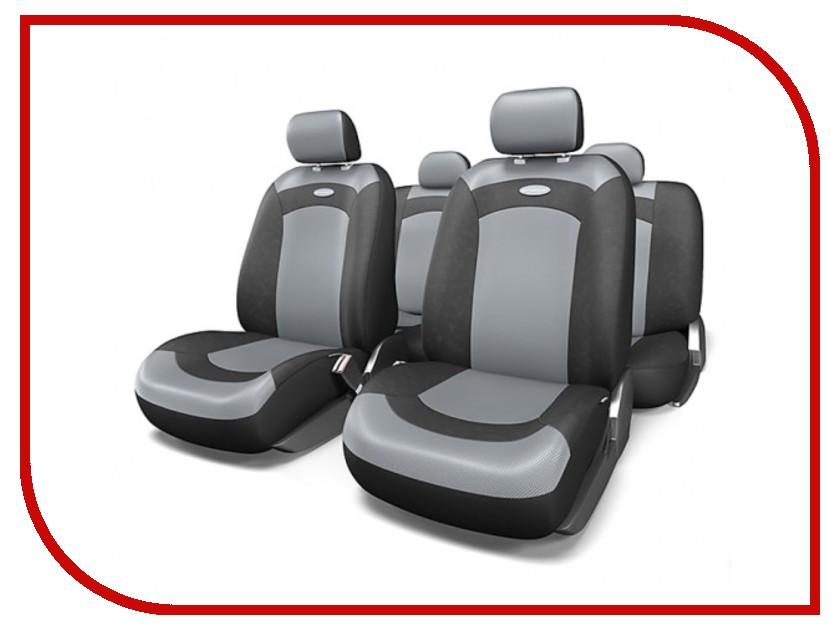 Чехлы на сиденье Autoprofi Extreme Black-Grey XTR-803 BK/GY M оплетка autoprofi sp 9010 gy m