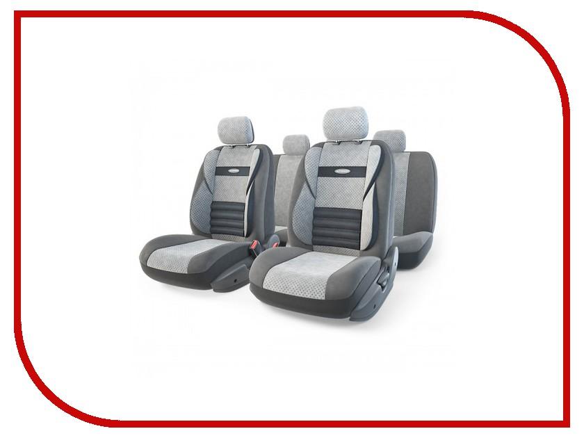 Чехол Autoprofi Comfort Combo Dark/Light Grey CMB-1105 D.GY/L.GY M<br>