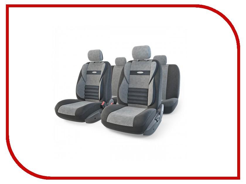 Чехлы на сиденье Autoprofi Comfort Combo Black/Dark-Grey CMB-1105 BK/D.GY M чехол на сиденье autoprofi eco 1105 bk bl м