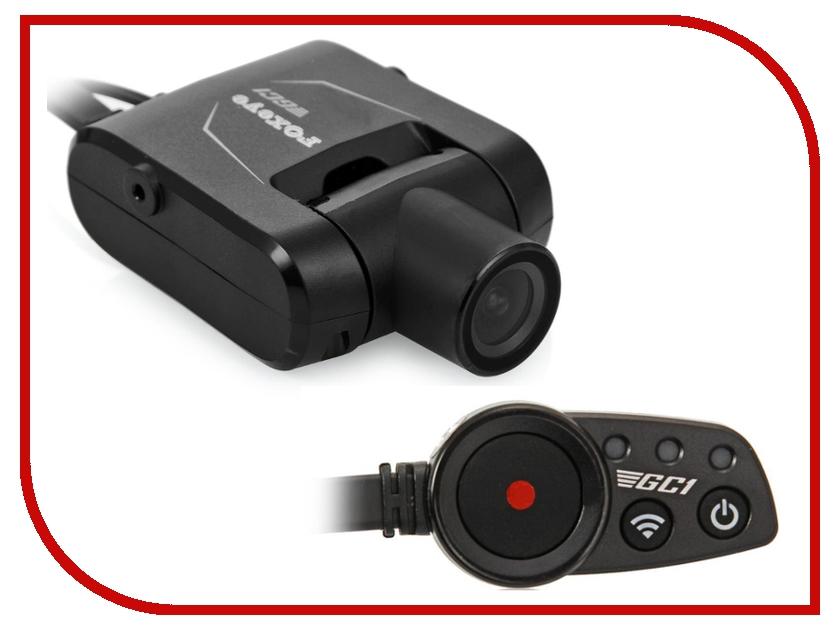 Видеорегистратор FOXeye GC1 Moto Cam<br>