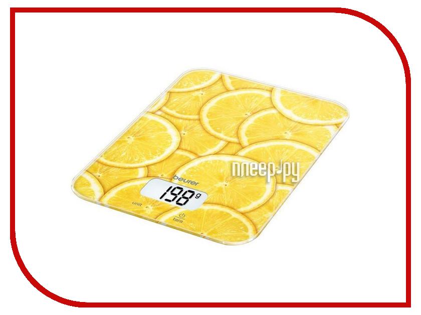 Весы Beurer KS 19 Lemon блок питания для ноутбука ks is ks 258 rooq 100вт