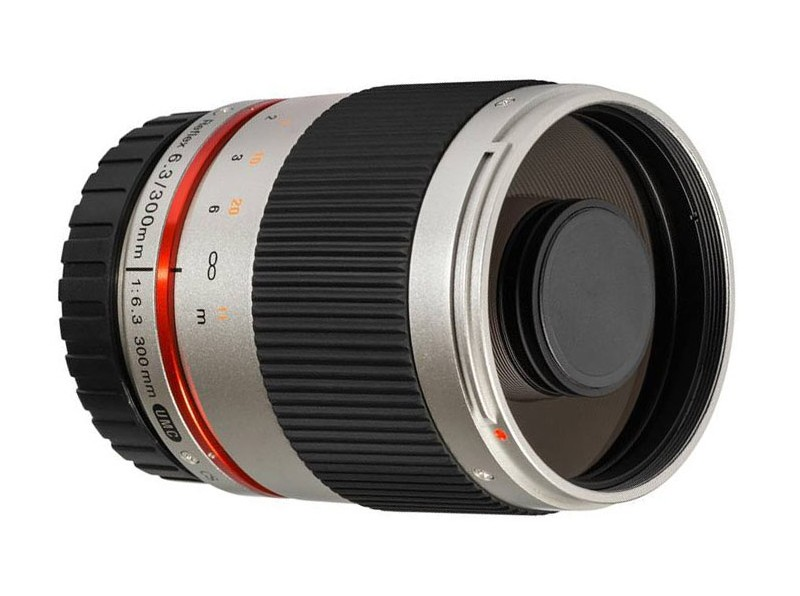 Объектив Samyang Sony / Minolta MF 300 mm f/6.3 ED UMC CS Reflex<br>