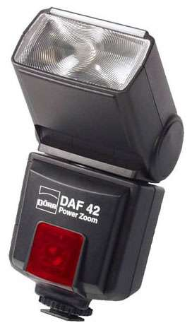 Вспышка Doerr D-AF-42 P Power Zoom Flash Pentax (D371104)