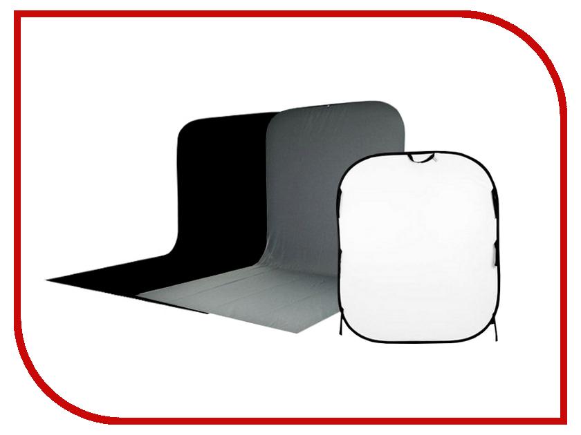 Фон Visico BP-026 Black/White/Grey