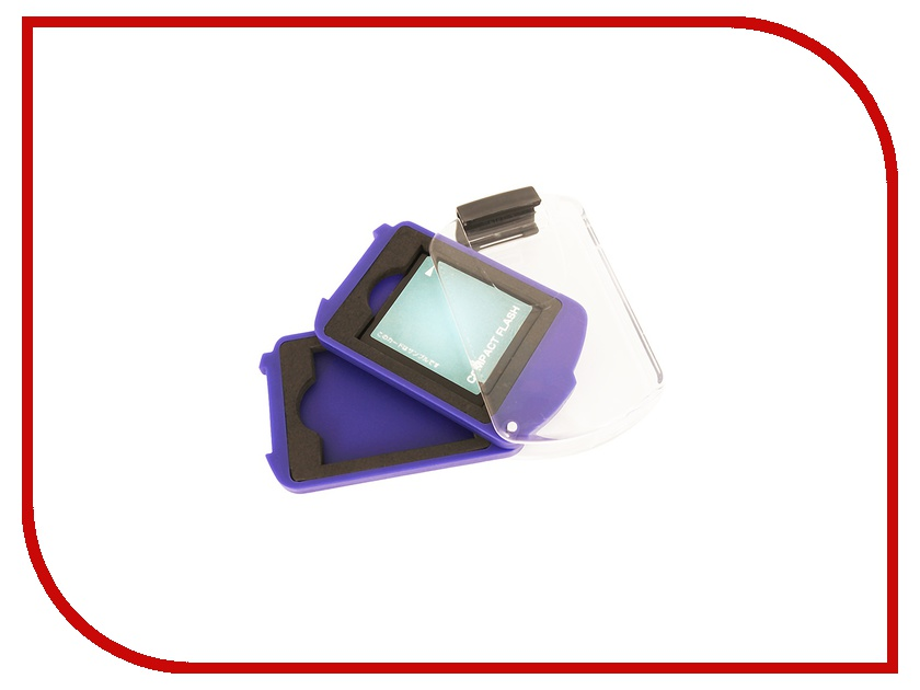 Футляр Hakuba ClearMedia S CF DMC-13CFW 370355<br>