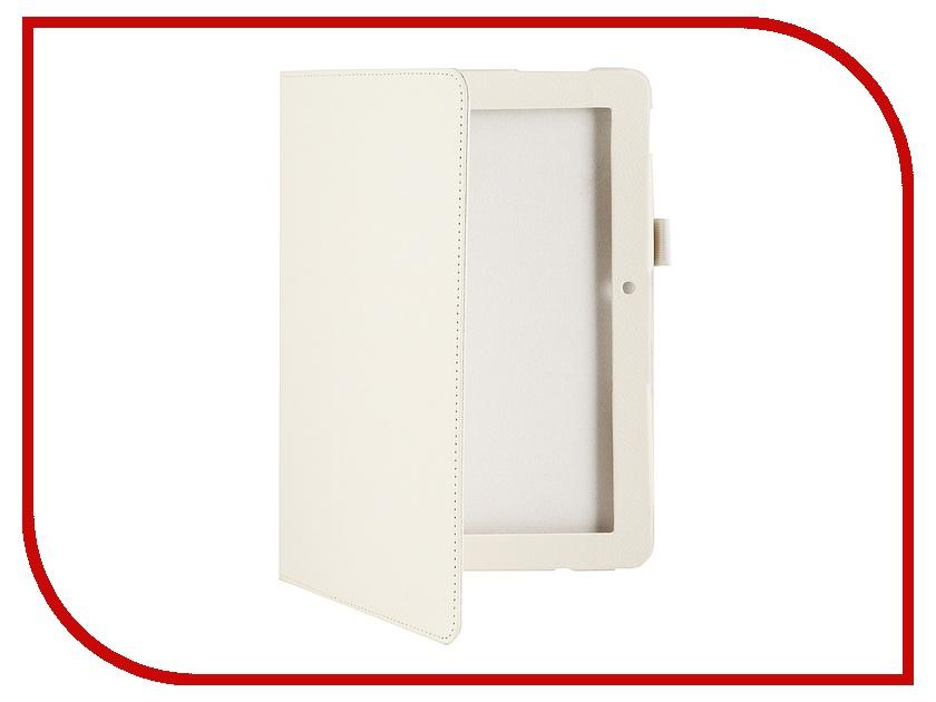 Аксессуар Чехол IT Baggage FOR ASUS TF103C/TF103CG иск. кожа White ITASTF1032-0<br>