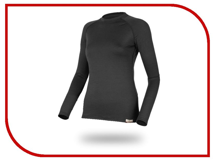 Рубашка Lasting Atila Black XL женская<br>