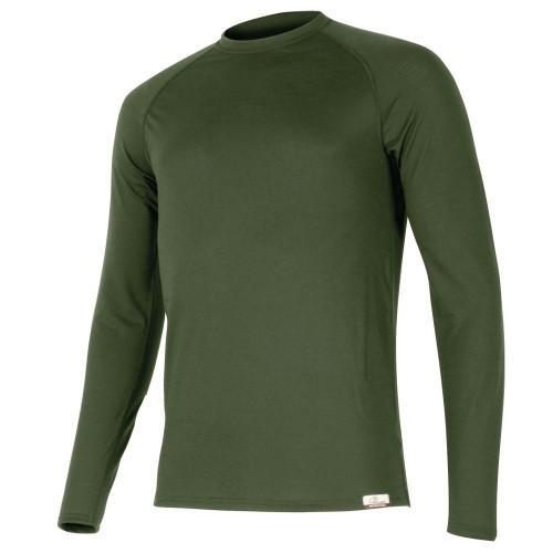 Рубашка Lasting Rosta Green M мужская от Pleer