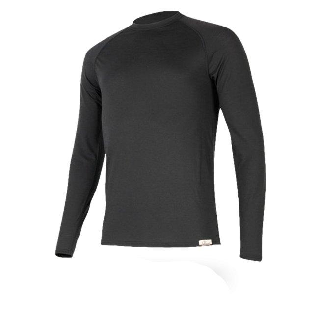 Рубашка Lasting Rosta Black L мужская от Pleer