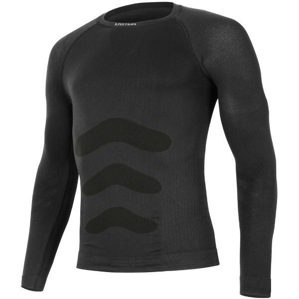 Рубашка Lasting Apol Black S-M мужская от Pleer