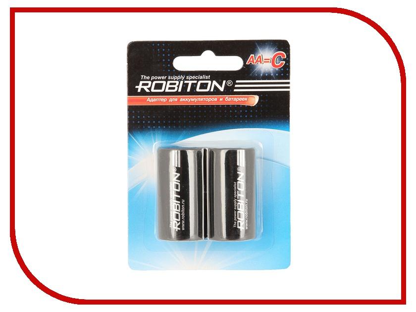 Аксессуар Robiton Adaptor-AA-C BL2 (2 штуки) - адаптер C<br>