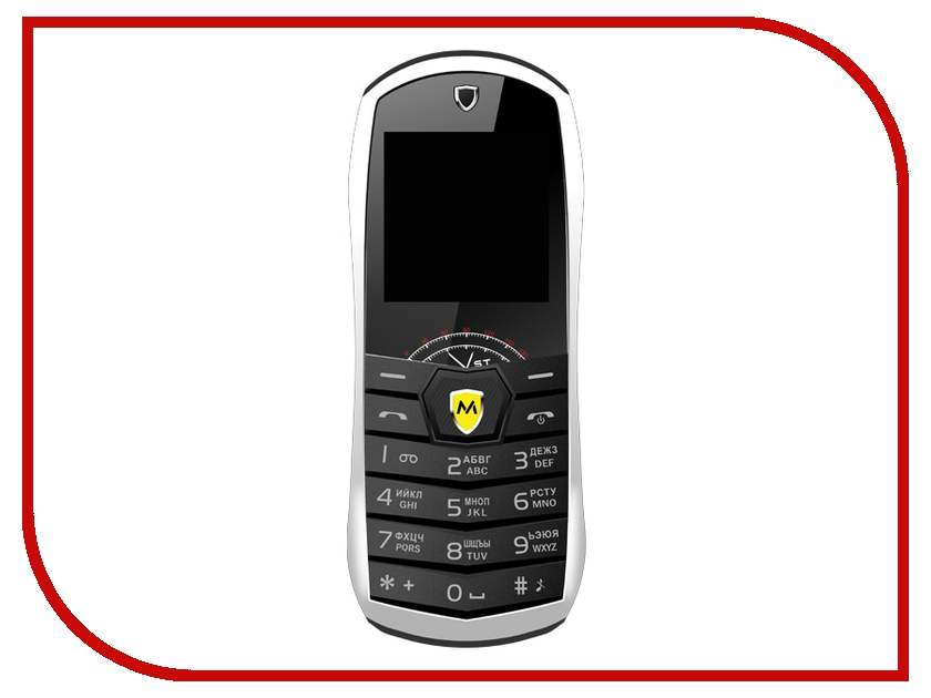 Сотовый телефон Maxvi J2 Black