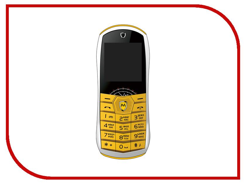 Сотовый телефон Maxvi J2 Gold