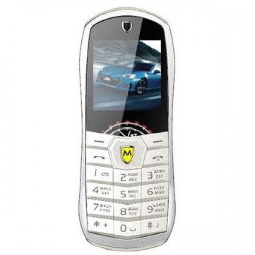 Сотовый телефон Maxvi J2 White<br>