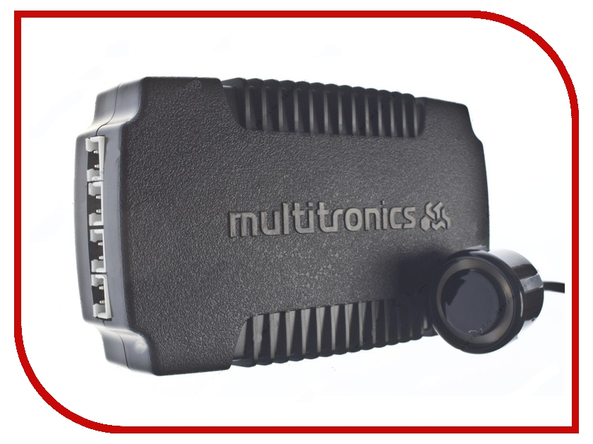 Парктроник Multitronics PU-4TC Grey dhl ems pci dual ac5 48 channel high drive 64 ma digital i o ac5 pb24 measurement comput c3 d9