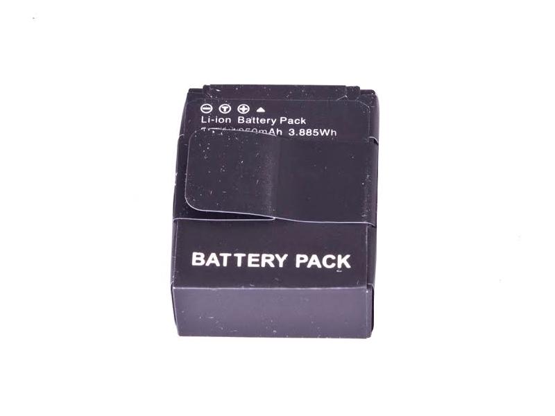 Аксессуар Dicom ExCAC01 Аккумулятор 1050mAh для Gopro Hero 3+/3