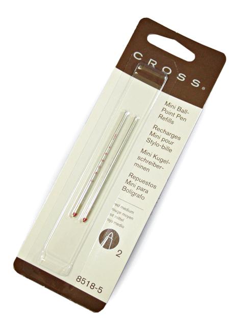 Аксессуар Cross MRed для Tech3+ Tech4 AutoCross 8518-5 2шт - стержень шариковый