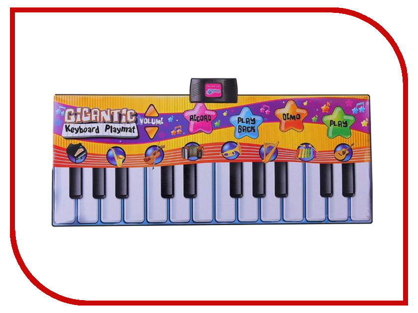Игрушка Забияка SL-2821 пианино 775421<br>