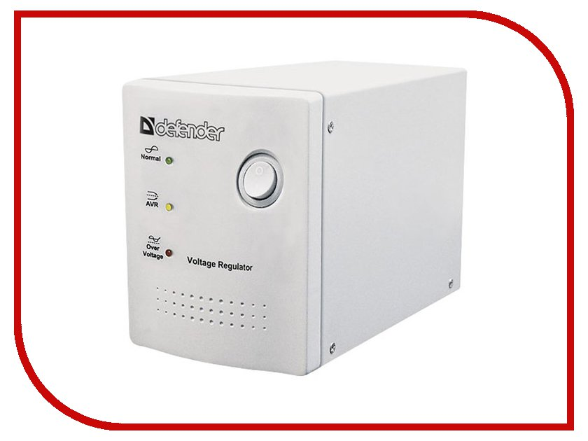 Стабилизатор Defender AVR Real 1000VA defender avr real 1000