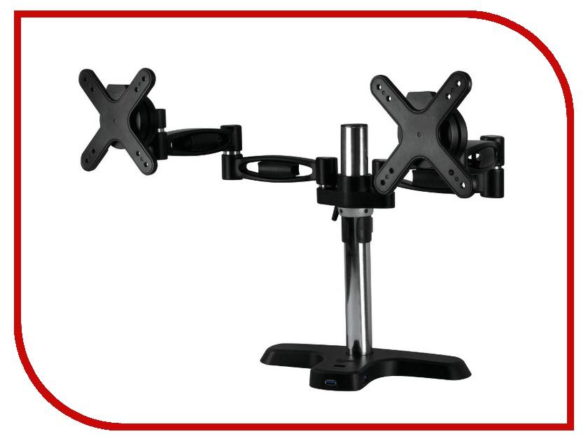 Кронштейн Arctic Z2 Pro Dual Monitor Arm ORAEQ-MA012EU-GBA01 (до 10 кг)