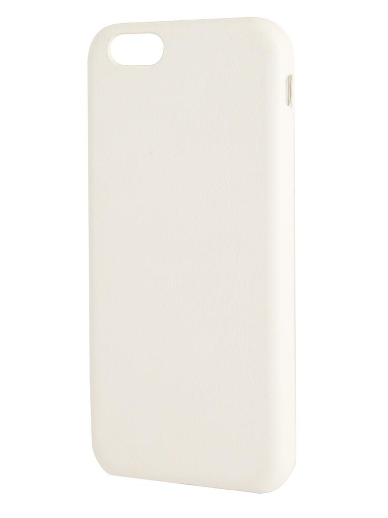 Аксессуар Крышка задняя iRidium 4.7-inch for iPhone 6 White