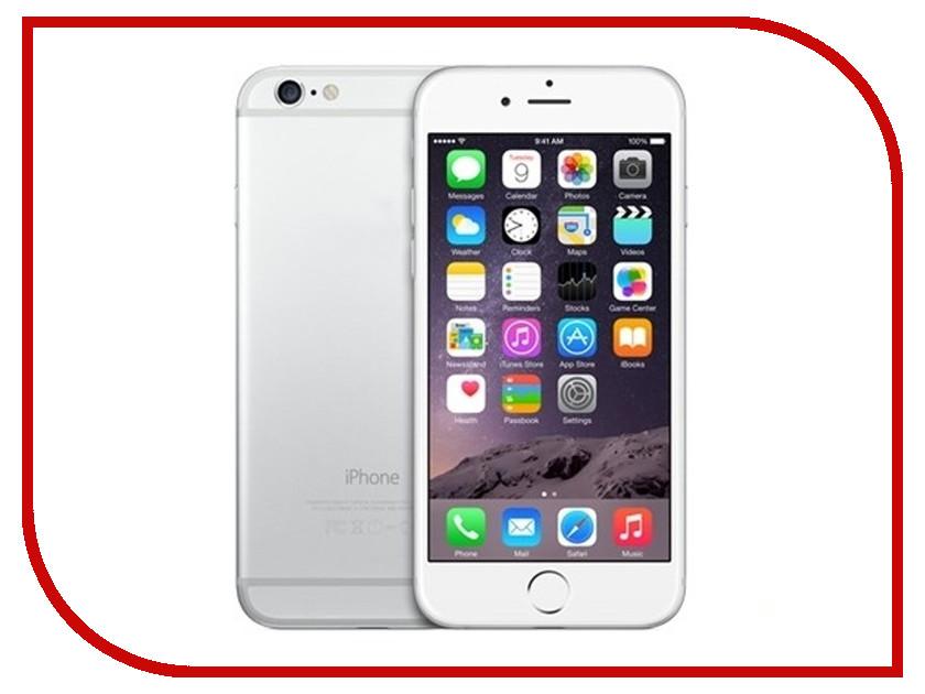 Сотовый телефон APPLE iPhone 6 - 64Gb Silver MG4H2RU/A