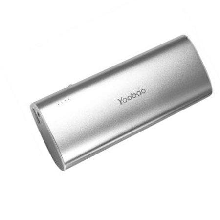 Аккумулятор Yoobao 11000 mAh YB-6015 Silver
