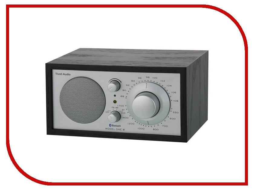 Радиоприемник Tivoli Audio M1BTSLB Black-Silver