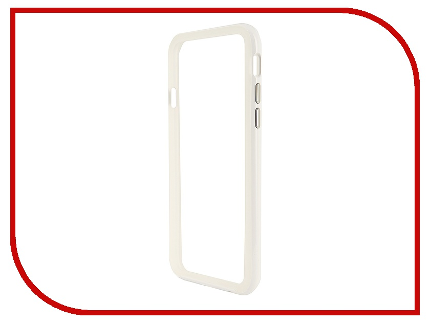 Аксессуар Чехол SGP Neo Hybrid EX Series 4.7-inch for iPhone 6 Infinity White SGP11029 чехол накладка iphone 6 6s 4 7 lims sgp spigen стиль 8 580082