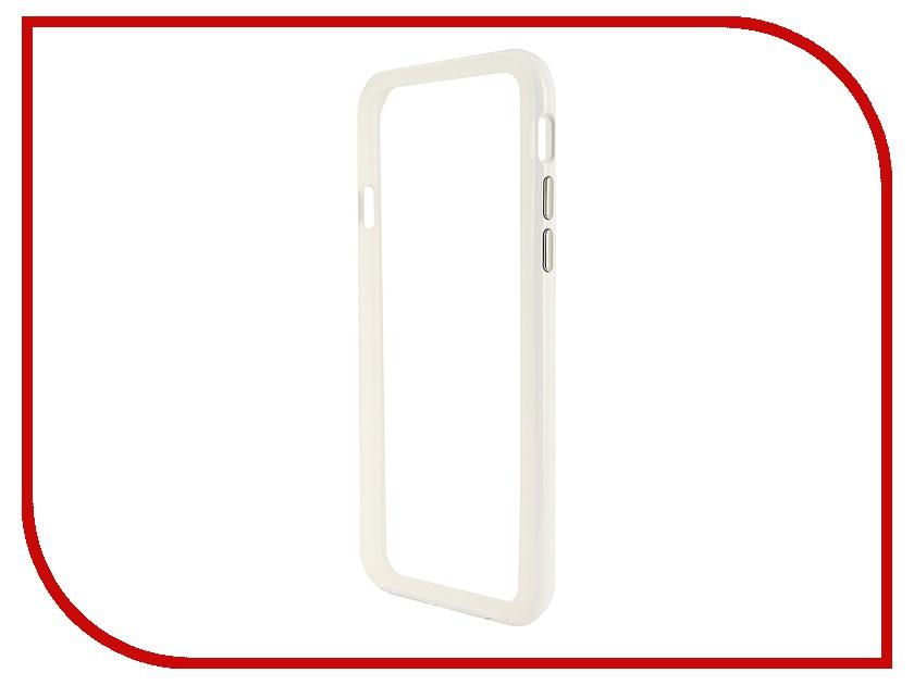 Аксессуар Чехол SGP Neo Hybrid EX Series 4.7-inch for iPhone 6 Infinity White SGP11029 чехол накладка iphone 6 6s 4 7 lims sgp spigen стиль 4 580078