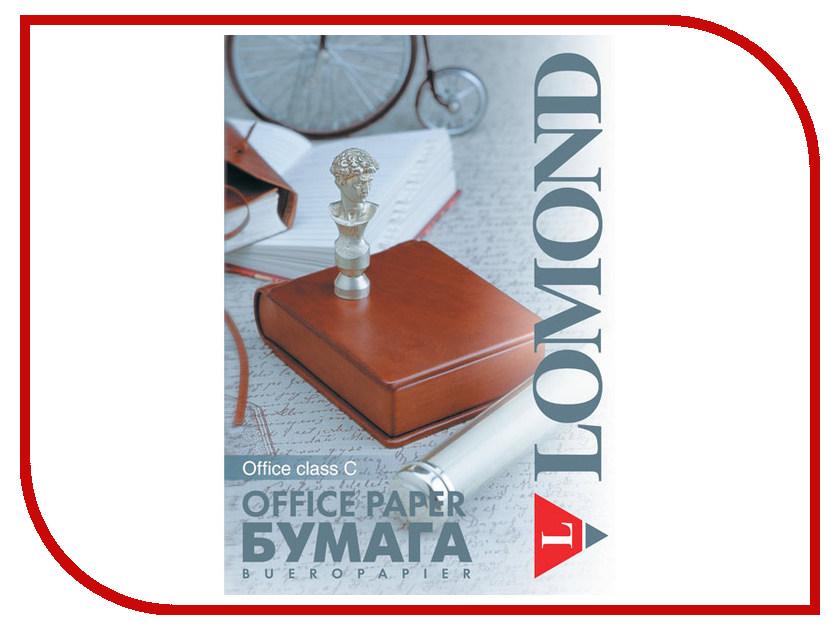 Бумага Lomond Office 94% А4 101005 lomond lomond 1100202