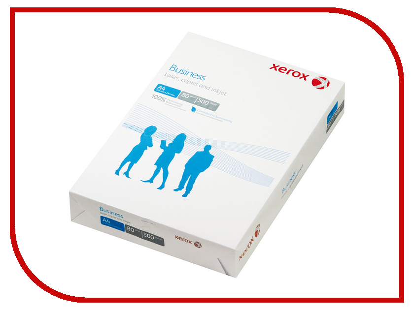 Бумага XEROX Business 003R91820 80г/м2 500 листов