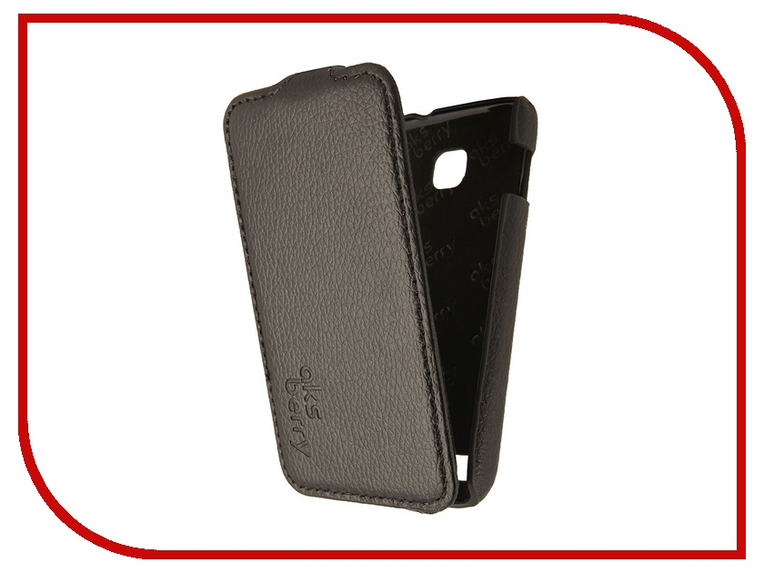 Аксессуар Чехол Fly IQ434 ERA Nano 5 Aksberry Black<br>