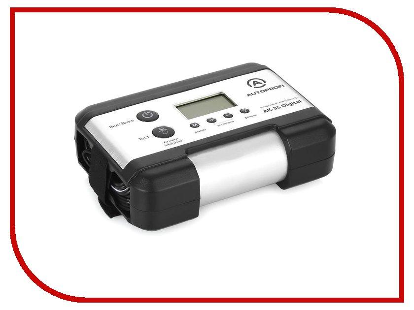 Компрессор Autoprofi AK-35 Digital компрессор ak 35