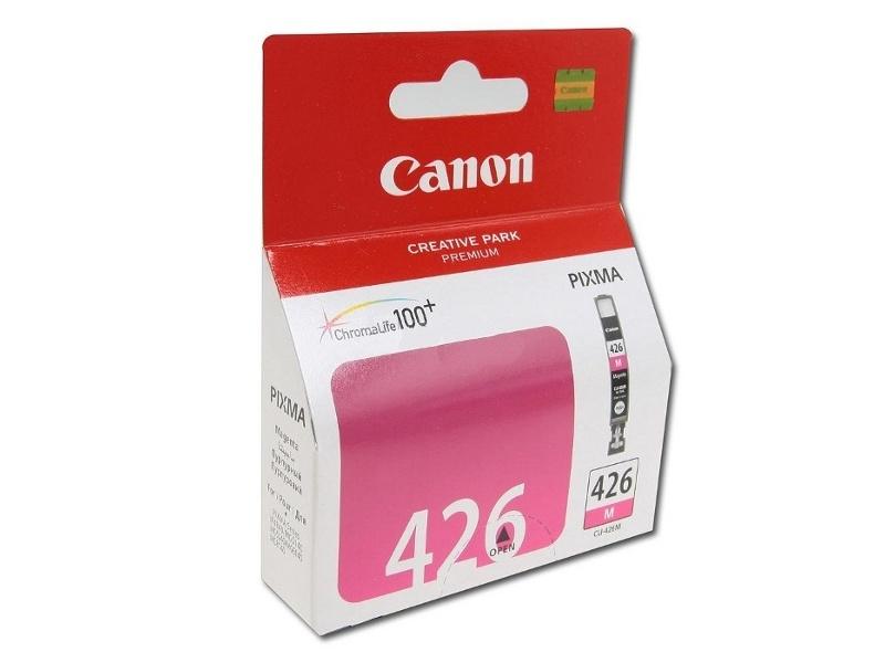 Картридж Canon CLI-426M Magenta для iP4840/MG5140 4558B001