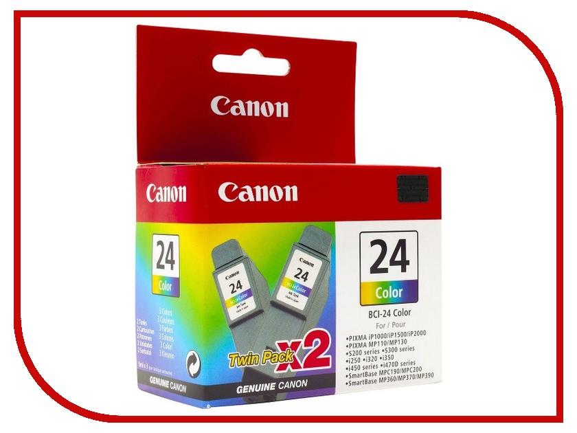 Картридж Canon BCI-24C Photo Color для S200/S200x/S330/S300/S330 6882A002