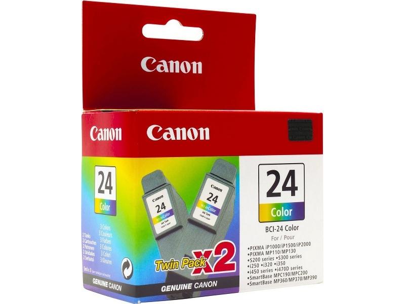 Аксессуар Canon BCI-24C для S200/S200x/S330/S300/S330 Photo Color