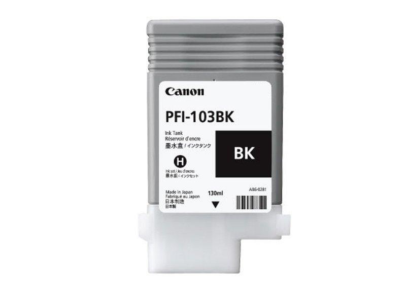 Картридж Canon PFI-103BK Black для iPF5100 2212B001