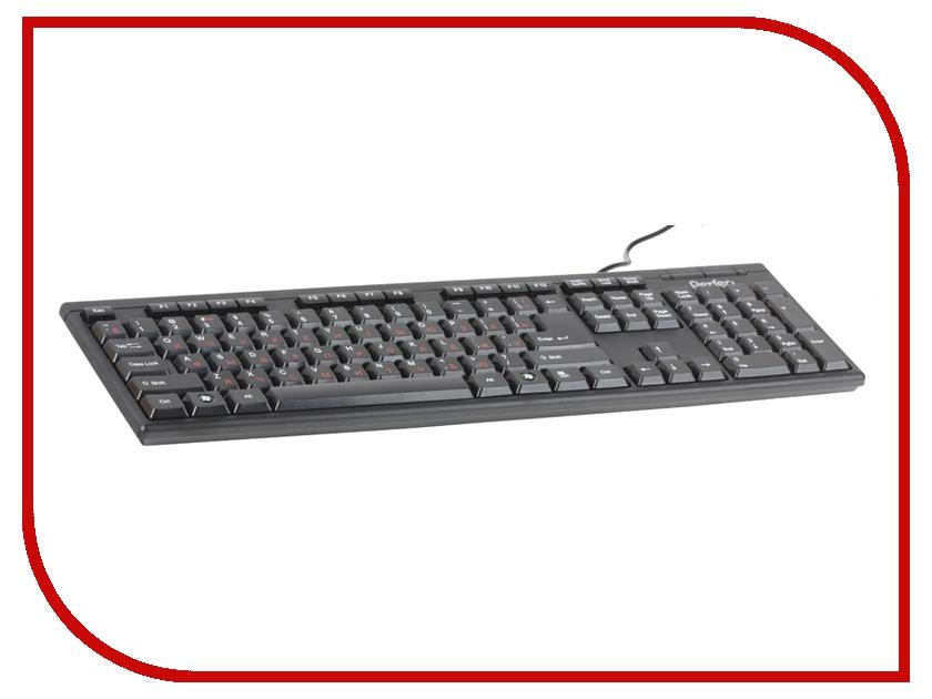 Клавиатура Perfeo Classic PF-6106-USB Black